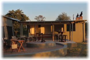 Bush wedding venue near Hoedspruit and Orpen gate